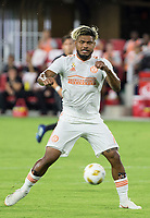 WASHINGTON, DC. - Sunday, September 2, 2018: D.C. United defeated Atlanta United FC 3-1 in a MLS match at Audi Field.