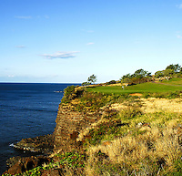 Hole 12, The Challenge golf course at Manele, Lanai, Jack Nicklaus design
