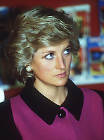 Princess Diana 1989 Photo By Adam Scull/PHOTOlink
