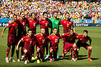 Portugal team photo