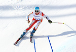 Sochi,Russia.16/03/2014- Canadian Erin Latimer competes in women's giant slalom standing event at the 2014 Sochi paralympic winter games in Sochi, Russia. (Photo:Scott Grant/Canadian Paralympic Committee)