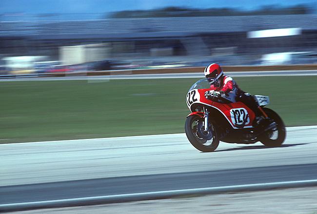 Classic 200 Motorcycle Race, Daytona, Florida
