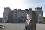 "Henry Conyngham, the eighth Marquess Conyngham at the ground breaking for the new $50 Million Slane Distillery on the grounds of Slane Castle.<br /> Picture Fran Caffrey /Newsfile.ie<br /> <br /> BROWN-FORMAN BREAKS GROUND ON<br /> NEW $50 MILLION SLANE DISTILLERY<br /> <br /> US Ambassador joins Conyngham and Brown families for historic occasion<br /> <br /> Distillery and Visitor Centre to be completed late 2016<br /> <br /> The US Ambassador to Ireland, Kevin F. O'Malley, was guest of honour today at the official ground breaking ceremony for the $50 million (approximately €44 million) Slane Distillery on the historic Slane Castle Estate in Co. Meath, home of Henry Conyngham, the eighth Marquess Conyngham, and his son Alex Conyngham, Earl of Mount Charles.<br />  <br /> The distillery, which will also include a Visitor Centre, is being built by leading US Drinks firm Brown-Forman Corporation, the owners of Jack Daniel's, Southern Comfort and Woodford Reserve which bought all shares of Slane Irish Whiskey Company from the Conyngham family earlier this year.  The Conynghams remain centrally involved in the development of the new distillery and the new whiskey brands which will be introduced in early 2017. <br />  <br /> This is the first new distillery Brown-Forman has built outside of the US and represents its entry into distilling Irish whiskey, one of the fastest growing spirits categories over the last few years.  When completed by the end of 2016, Slane Distillery will create nearly 25 new full-time jobs while the construction process will support approximately 80 jobs.  The Slane Distillery and Visitor Centre will be a welcome new attraction to the Boyne Valley tourism trail.<br />  <br /> The US Ambassador signed the first cask that will be filled with whiskey from the distillery and commented on the significance of the occasion, ""There are so many links between Ireland and the great state of Kentucky – people, music, horses and a great tradition of making the finest whiskies.  This is a truly modern linkage – combining the best in creativit"
