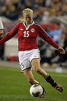 Marit Fiane Christensen, USA vs. Norway, in Boston, Ma, 2003 WWC.