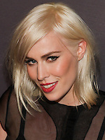 WEST HOLLYWOOD, CA, USA - OCTOBER 22: Natasha Bedingfield arrives at the Delta Air Lines And Virgin Atlantic Celebratration Of New Direct Route Between LAX And Heathrow Airports held at The London Hotel on October 22, 2014 in West Hollywood, California, United States. (Photo by Rudy Torres/Celebrity Monitor)