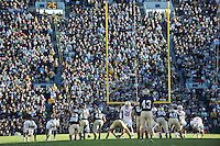 South Bend, IN - OCTOBER 4:  Stanford Cardinal during Stanford's 28-21 loss against the Notre Dame Fighting Irish on October 4, 2008 at Notre Dame Stadium in South Bend, Indiana.