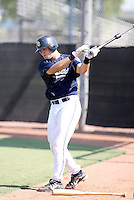 Adam Zornes / San Diego Padres 2008 Instructional League..Photo by:  Bill Mitchell/Four Seam Images