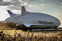 Hybrid Air Vehicles Airlander 10 14th August 2016