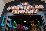 The Hollywood Experience souvenir shop on Hollywood Blvd in Hollywood, Los Angeles, CA