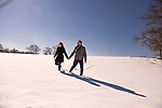 Snowy Fields Engagement, Best