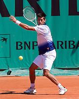 28-05-10, Tennis, France, Paris, Roland Garros, , Djokovic