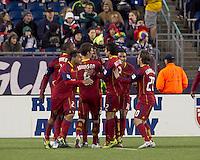 New England Revolution vs Real Salt Lake April 09 2011