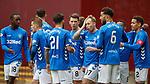 07.04.2019 Motherwell v Rangers: Scott Arfield after scoring