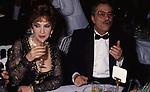 NINO MANFREDI CON GINA LOLLOBRIGIDA - PREMIO THE BEST PARIGI 1988