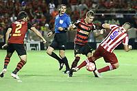 Recife,PE,21.04.2019 - SPORT - NÁUTICO - Segundo jogo da final do Campeonato Pernambucano entre Sport e Náutico, neste domingo(21) na Ilha do Retiro.(Rafael Vieira/Código19).