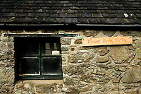 Doune Bothy on the West Highland Way, Loch Lomond and the Trossachs National Park