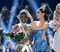 12/8/19 - Atlanta: 2019 Miss Universe - Winner Edit