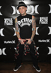 February 24, 2009: Benji Madden is a judge at the runway competition Walk the Walk hosted by Hurley held at House of Blues Anaheim in Anaheim, California. Credit: RockinExposures