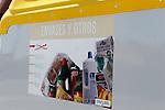 Viana.Navarra.Espana.Viana.Navarra.Spain.Contenedores de recogida selectiva de basuras. Amarillo, envases..Containers of garbage collection. Yellow, containers..(ALTERPHOTOS/Alfaqui/Acero)