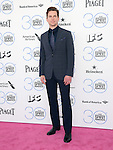 Matt Bomer<br /> <br />  attends 2015 Film Independent Spirit Awards held at Santa Monica Beach in Santa Monica, California on February 21,2015                                                                               © 2015Hollywood Press Agency