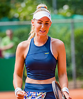 The Hague, Netherlands, 10 June, 2018, Tennis, Play-Offs Competition, Sarah Gronert (GER)<br /> Photo: Henk Koster/tennisimages.com