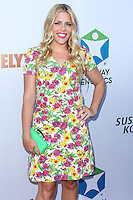 SANTA MONICA, CA, USA - JUNE 11: Busy Philipps at the Pathway To The Cures For Breast Cancer: A Fundraiser Benefiting Susan G. Komen held at the Barker Hangar on June 11, 2014 in Santa Monica, California, United States. (Photo by Xavier Collin/Celebrity Monitor)