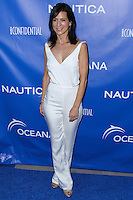 SANTA MONICA, CA, USA - MAY 16: Perrey Reeves at the Nautica And LA Confidential's Oceana Beach House Party held at the Marion Davies Guest House on May 16, 2014 in Santa Monica, California, United States. (Photo by Xavier Collin/Celebrity Monitor)