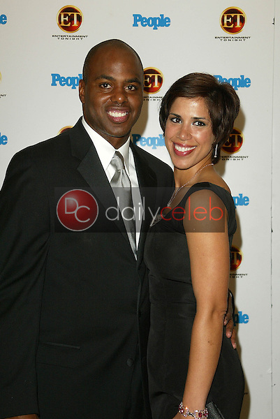 Kevin Frazier and friend<br /> At the Entertainment Tonight Emmy Party Sponsored by People Magazine, The Mondrian Hotel, West Hollywood, CA 09-18-05<br /> Jason Kirk/DailyCeleb.com 818-249-4998