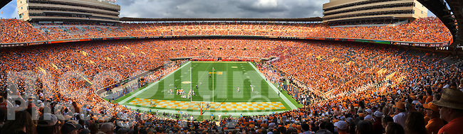 Michael McCollum<br /> 10/14/17<br /> Neyland Stadium,  Knoxville Tennessee.