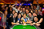 2013 WSOP Event #1: $500  Casino Employees No-Limit Hold'em