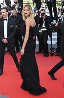 CANNES, FRANCE. July 10, 2021: Anja Rubik at the premiere of Peaceful (De Son Vivant) at the 74th Festival de Cannes.<br /> Picture: Paul Smith / Featureflash