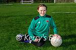 Fiana Bradley Faha who has signed for Cork City