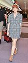 Singer Carly Rae Jepsen arrives in Japan
