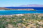 Mexico, Baja California Sur, Mulege, Bahia Concepcion, El Requeson