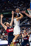 Real Madrid´s player Gustavo Ayon during the 4th match of the Turkish Airlines Euroleague at Barclaycard Center in Madrid, Spain, November 05, 2015. <br /> (ALTERPHOTOS/BorjaB.Hojas)