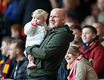 A young Motherwell fan