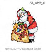 CHRISTMAS SANTA, SNOWMAN, WEIHNACHTSMÄNNER, SCHNEEMÄNNER, PAPÁ NOEL, MUÑECOS DE NIEVE, paintings+++++,KL6212/4,#x# ,sticker,stickers