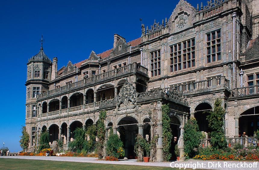 Indien, Himachal Pradesh, Shimla, Rashtrapati Niwas - ehemalige Residenz der britischen Vizekönige
