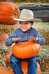 Pumpkin drum, Avila Valley Barn, San Luis Obispo County, California.(Evan)