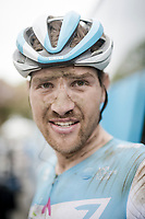 Matthias Brändle's (AUT/Israel Cycling Academy post-race face<br /> <br /> 36th TRO BRO LEON 2019 (FRA)<br /> One day race from Plouguerneau to Lannilis (205km)<br /> <br /> ©kramon