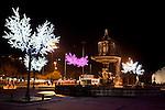 20131204 Christmas Lights Madrid