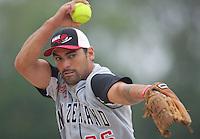 130113 Softball - Black Sox Training