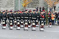 Remembrance Day, November 11, 2016<br /> <br /> PHOTO  :  Agence Quebec Presse