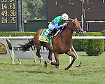 8.9.11 Changing Skies wins the Signature Stallion Waya Stakes with Kent Desormeaux aboard