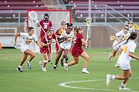 Stanford Lacrosse v Arizona State University, March 12, 2021