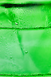 Glass of ice water, close up and inviting.