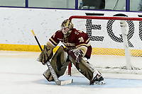 WORCESTER, MA - JANUARY 16: Abigail Levy #39 of Boston College action portrait during a game between Boston College and Holy Cross at Hart Center Rink on January 16, 2021 in Worcester, Massachusetts.