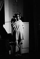 La piece de Michel Tremblay : Les Belles Soeurs, avril 1973 ou 1974 (date inconnue)<br /> <br /> Photo : Agence Quebec Presse
