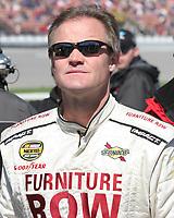 DAYTONA BEACH, FLORIDA - FEBRUARY 12: Kenny Wallace at Daytona International Speedway in Daytona Beach, Florida.<br /> <br /> <br /> People:  Kenny Wallace