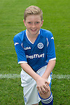 St Johnstone FC Academy Under 14's<br /> Blair Pringle<br /> Picture by Graeme Hart.<br /> Copyright Perthshire Picture Agency<br /> Tel: 01738 623350  Mobile: 07990 594431
